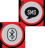 Bluethoot e SMS - Event Surveyor - dispatcher di servizi e tracciamento veicoli