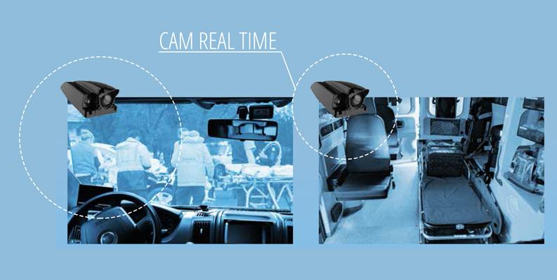 Telecamere real time installabili sul veicolo - Event Surveyor - dispatcher di servizi e tracciamento veicoli