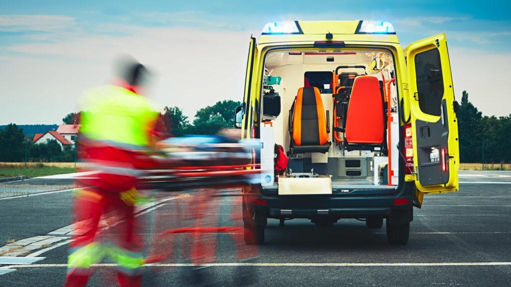 Gestione Emergenze 118 ambulanze - Event Surveyor - dispatcher di servizi e tracciamento veicoli