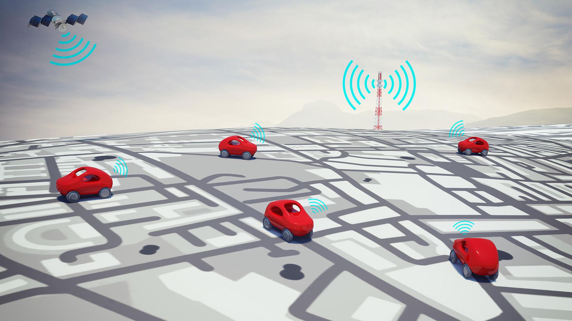 Tracciamento satellitare veicoli - Event Surveyor - dispatcher di servizi e tracciamento veicoli